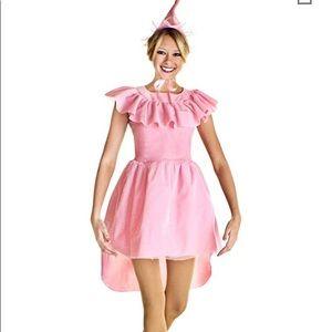 Munchkin ballerinas from wizard of Oz